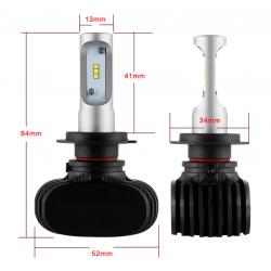 LED крушки модел S1 Fanless